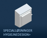 Specialløsninger hygiejnedesign